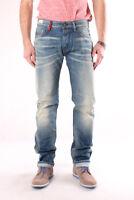 Replay M909R 118 434 009 Jennon, Herren Jeans, Blauer Denim