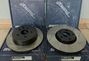 Rotora Brake Disc Performance Bremsscheibe Lexus IS 350 GS 350 430 450h S19
