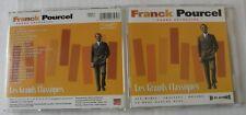 FRANCK POURCEL (CD) LES GRANDS CLASSIQUES