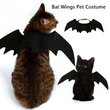 Bat Wings for Small Cat Puppy Dog Pet Halloween Costume Cosplay Dress-Up Props