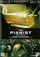 THE PIANIST ADRIEN BRODY ROMAN POLANSKI OPTIMUM UK DVD L NEW