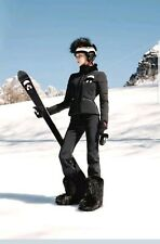 FENDI BLACK SKI PANTS NWD (ZIP WAS FIXED) RETAIL $1000. Size 38