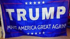 Donald Trump 150cm x 90cm Flag Make American Great Again 2016 UK Stock