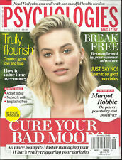 PSYCHOLOGIES MAGAZINE, GURE YOUR BAD MOODS    AUGUST, 2019   ISSUE NO. 170  UK