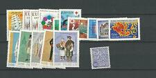 1972 MNH Finland year complete according to Michel system