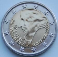 Pièce commémorative neuve de 2 euro ( Slovénie 2008 )