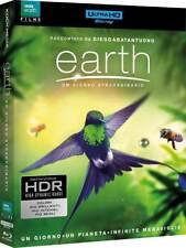 EARTH - UN GIORNO STRAORDINARIO  BLU-RAY 4K UHD+BLU-RAY