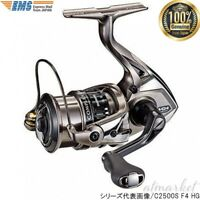Shimano Spinning Reel 17Complex CI4+ C2500S F4for Bass Fishing EMS from JAPAN