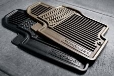 OEM NEW Nissan Black 3 Piece All Weather Floor Mats 2010-2012 Pathfinder