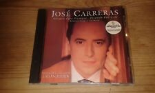 JOSE CARRERAS : ROMANTIC SONGS OF THE WORLD CD