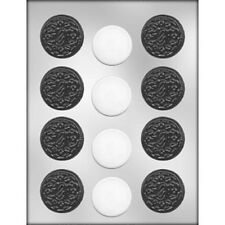 Sandwich Cookie Chocolate Mould