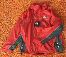 BNWT COX SWAIN USA MENS RED/GREY JACKET WATER & WIND PROOF  BREATHABLE 3XL
