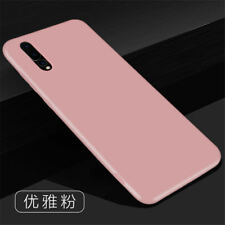 For Huawei P20 Pro/Lite Luxury Protective Matte Untra Slim Soft TPU Case Cover
