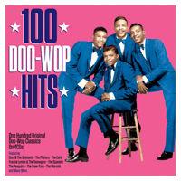 100 Doo-Wop Hits - One Hundred Original Doo-Wop Classics (4CD 2017) NEW/SEALED