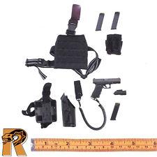 SDU Assault Leader - Pistol w/ Holster Set - 1/6 Scale - Soldier Story Figures