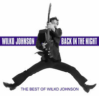 WILKO JOHNSON (Dr Feelgood) 'Back In The Night' best of (17 tracks, 12p bk, new)
