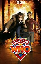Doctor Who poster print  : David Tennant : 11 x 17 inches