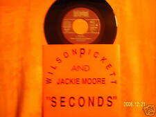 Wilson Pickett and Jackie Moore - Seconds   Top Zustand