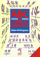 Kingston, Helen M., ABC of Clinical Genetics (ABC Series), Very Good Book
