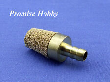 Bronze fuel filter with prime for rc airplane boat car crawler gas nitro engine