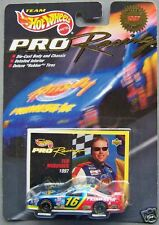 1997 Hot Wheels 1:64 Pro Racing 1st Edition - Ted Musgrave #16 PrimeStar T-Bird