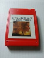 Lynn Anderson - Lynn Anderson's Greatest Hits - 8 Track Tape Cartridge