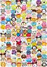 "Jigsaw Puzzles 1000 Pieces ""Tsum Tsum"" / Disney / Toy & Puzzle"
