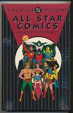 All Star Comics Archives Volume 2 (1993) Hardcover DC Archive Editions Sealed
