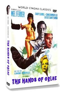HANDS OF ORLAC (1960, subtitled)
