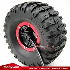 4pcs 135mm air system Tires / 2.2 Beadlock Wheels for Axial Yeti / RC4WD CRAWLER