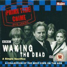 WAKING THE DEAD - A SIMPLE SACRIFICE: PROMO DVD / TREVOR EVE, SUE JOHNSTON