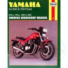 Yamaha XJ 750 Seca 1982-1984 Haynes Service Repair Manual 0738