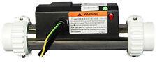 """LX H30-R1 Calentador Hidromasaje Jacuzzi Spa 3 kW de 1.5"""" Pulgadas Con Cable Sensor"""