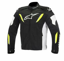 Alpinestars T GP R Waterproof Giacche Tessile Xl-black-white-yellow Fluo