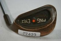 Ping Eye 2 Plus BeCu Lob Wedge Right Steel Ping Shaft # 77423