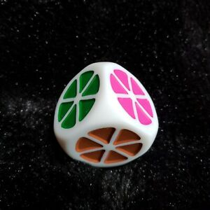 Trivial Pursuit World of Harry Potter Die Replacement DICE DIE PIECE ONLY