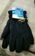 Cold weather fleece gloves