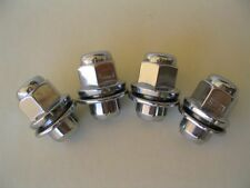 """Wheel Lug Nuts to Put Toyota Lexus Mag Style Wheel on Cars with 1/2""""-20 Studs"""
