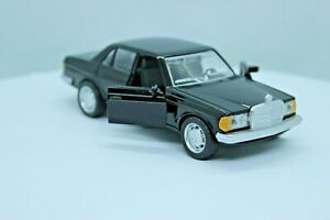 Mercedes-Benz W123 1/32 scale diecast metal car Length - 4.7 inches