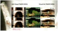 Kosovo Stamps 2020. Visual Art (Paint, artist) - Tahir Emra. Sheet MNH