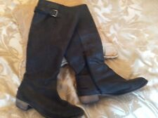 Ladies Leather Boots By Next Size 8