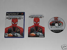 Spiderman Web Of Shadows para Playstation 2 tienen muy raro y difícil de encontrar""