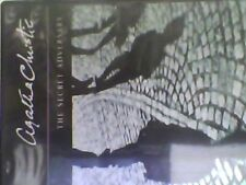 The Secret Adversary (3 CD), Agatha Christie Abridged Audio cd free postage