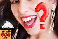 PLOMBE provisorische Zahn Reparatur DIY Füllung SOS 500 St. Granulat Fix NEU