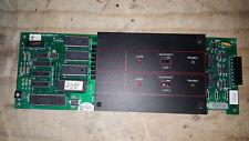 FCI 7200 series 1120-0503 ALU ANALOG LOOP UNIT FIRE ALARM SAFETY CARD BOARD