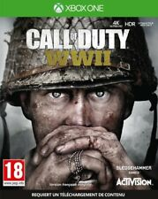 Call of duty : World War II JEU XBOX ONE NEUF