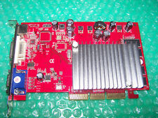Gainward Nvidia GeForce 6200A 256MB DVI/VGA/TVO AGP Graphics Card, Win 7/8