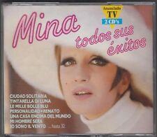 Mina doble cd Todos sus éxitos 1991