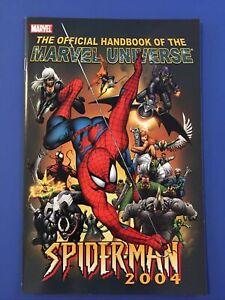 Official Handbook of the Marvel Universe Spider-Man (Jun. 2004) #2004