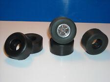 4 pneus uréthane SIL SLICKS COX 1/24
